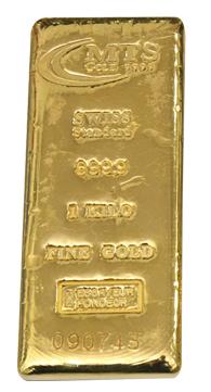 MTS Gold 1 KILO