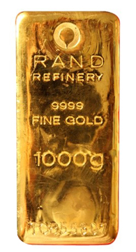 Rand Refinery 1 Kilo
